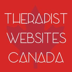 Therapist Websites Canada