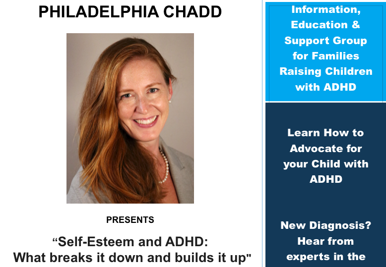 Self-Esteem & ADHD: What breaks it down & builds it up