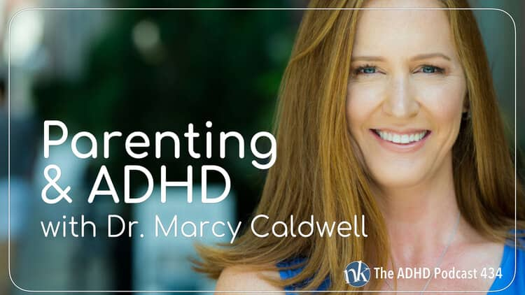 Taking control, the ADHD podcast: Parenting with ADHD